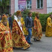 Великорецкий крестный ход :: Юрий Митенёв