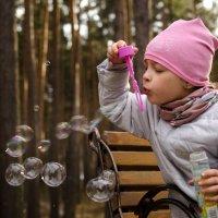 Пузырьковый выдох :) :: Виктория Многогрешнова
