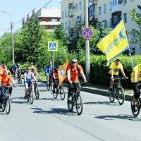 Велоспорт в массы :: раиса Орловская