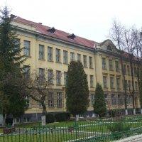 Городская  больница  Ивано - Франковска :: Андрей  Васильевич Коляскин