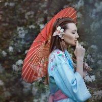 Мечтает :: Светлана Никотина