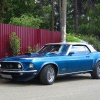 Ford Mustang :: Андрей Снегерёв