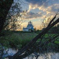 Церковь Благовещения в Тайнинском :: Евгений Голубев