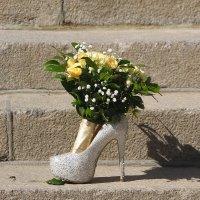 Букет поймала, осталось туфельку примерить и принца ждать.... :: Tatiana Markova