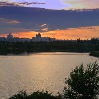 вечер в городе :: Александр Прокудин