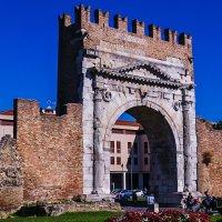 Арка императора Августа :: Vitalij P