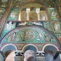 Мозаики Базилики Сан-Витале :: Руслан Гончар
