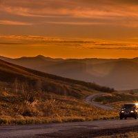Закат на горе Козлушка :: Антон Тихомиров