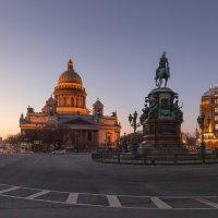Исаакиевская Площадь СПБ :: Александр Кислицын