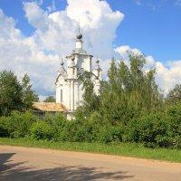 Прогулка по Крапивне. :: Инна Щелокова
