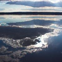 Игры неба на воде :: val-isaew2010 Валерий Исаев