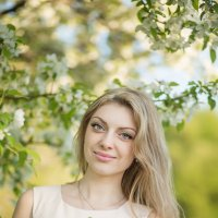 Весна :: Irina Таболина