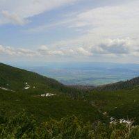 High Tatras. Towards Sliezsky Dom. :: Tatiana Golubinskaia