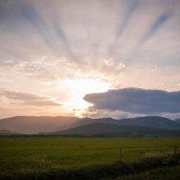 Рассвет в Долинском районе Сахалинская область :: Timofey Chichikov