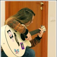 У гитары женская душа :: юрий
