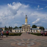 Костромская каланча :: kolyeretka