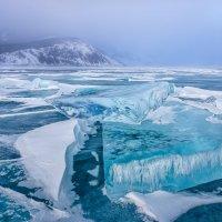 Байкальский лёд. :: Slava Sh