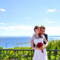 Оксана и Виталий :: Виктория Андреева