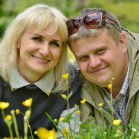 Вера и Алексей :: Зизи Тимошенко