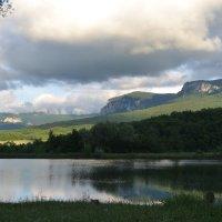 Горное озеро :: Тамара Мадюдина