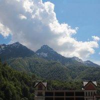 В горах :: leoligra