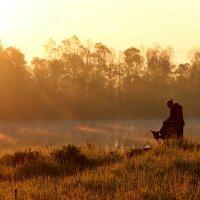 Подготовка к рыбалке :: Светлана Павлова