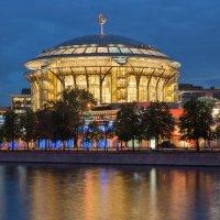 Московский международный Дом музыки :: Ирина Токарева