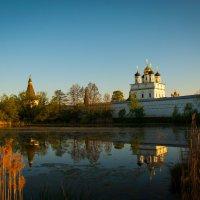 Иосифо-Волоцкий монастырь :: Alexander Petrukhin