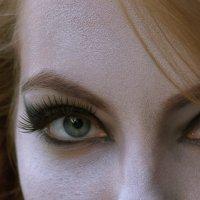Эти глаза напротив :: Сергей Добрыднев