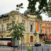 Будапештский театр комедии :: Денис Кораблёв