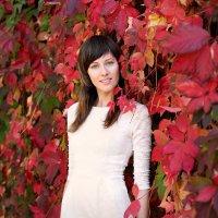 Осенний красный!!! :: Лина Трофимова