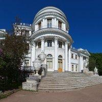 Елагин дворец. :: Александр Истомин