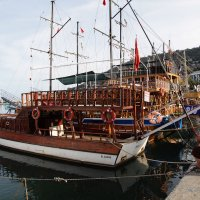Pirate ships :: Gulrukh Zubaydullaeva