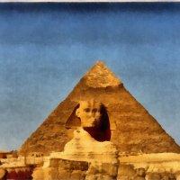 Первое путешествие в Египет!) :: Ирина Сивовол