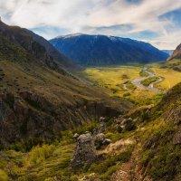 Долина каменных грибов :: Владимир Колесников