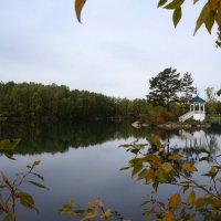 Озеро Ая. :: Нелли Семенкина