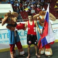 Магомедов(Рос) чемпион мира,71кг. :: Лев Мельников