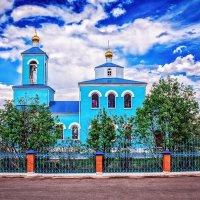 Церковь Назарово :: Роман