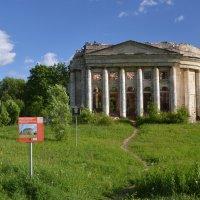 Руины церкви в деревне Пятая Гора :: Наталья Левина