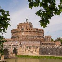 Замок и мост Св. Ангела :: David Rinenberg