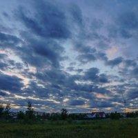 Наступление облаков :: Анатолий