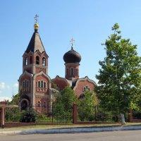 Храм в Темрюке :: Вера Щукина