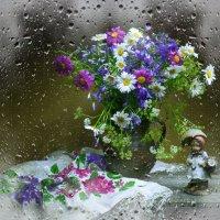 Летний дождь... :: Валентина Колова