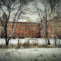 Метель №4 :: Сергей Егоров
