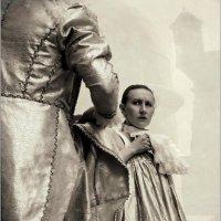 королева кавалеру... :: sv.kaschuk