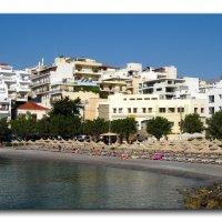 Пляжи Агиос Николаоса. :: Чария Зоя