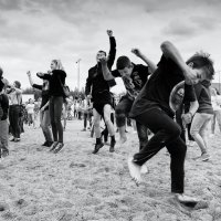 Танцы на песке 2 :: Любовь Гайшина