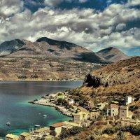 Лимени – колоритное местечко на юге Пелопоннеса :: Ирина Falcone