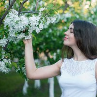 Весеннее дыхание :: Анастасия Анастасия