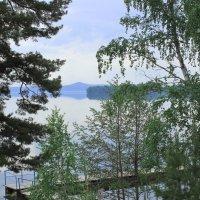 На озере :: Тыртышных Светлана